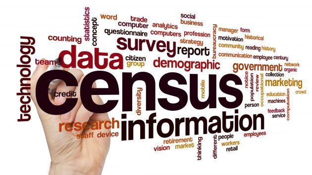 2016 Census data