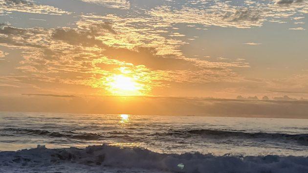 The Sun Will Rise Tomorrow